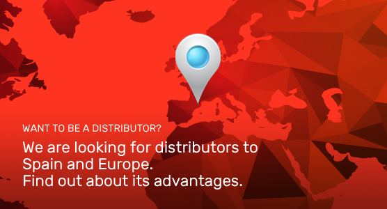 Distributors in Spain and Europa